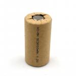 Batteri, SC3000mAh, Genopladeligt, 1,2V - 1stk.