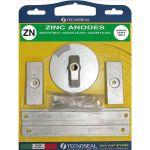 TecnoSeal, Anode kit, Mercury Kit Verado 4, Zink - 1 Sæt