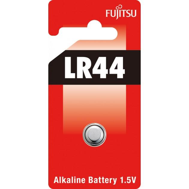 Fujitsu, LR 44, Batteri, Alkaline, 1,5V - 1stk.