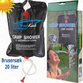 Brusersæk/CampShower (20 ltr)