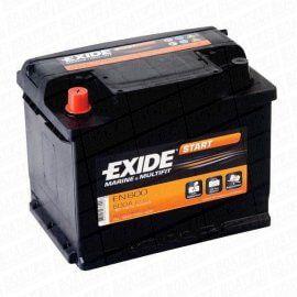Exide EN600 Startbatteri (62 Amp)